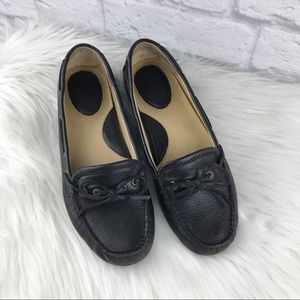 Frye ♥️ Women's Black Reagan Loafers